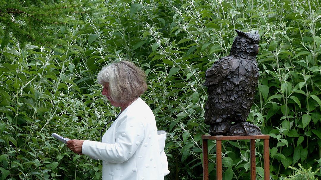 Roel van Deursen Beeldentuin Het Zwarte Gat - Oostvoorne 2018-06-17-15