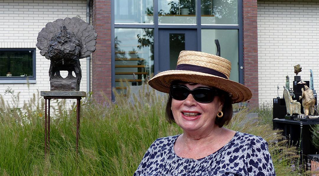 Foto Roel van Deursen Beeldentuin Fam. Penning Het Zwarte Gat - Oostvoorne 2020-09-05 -18-