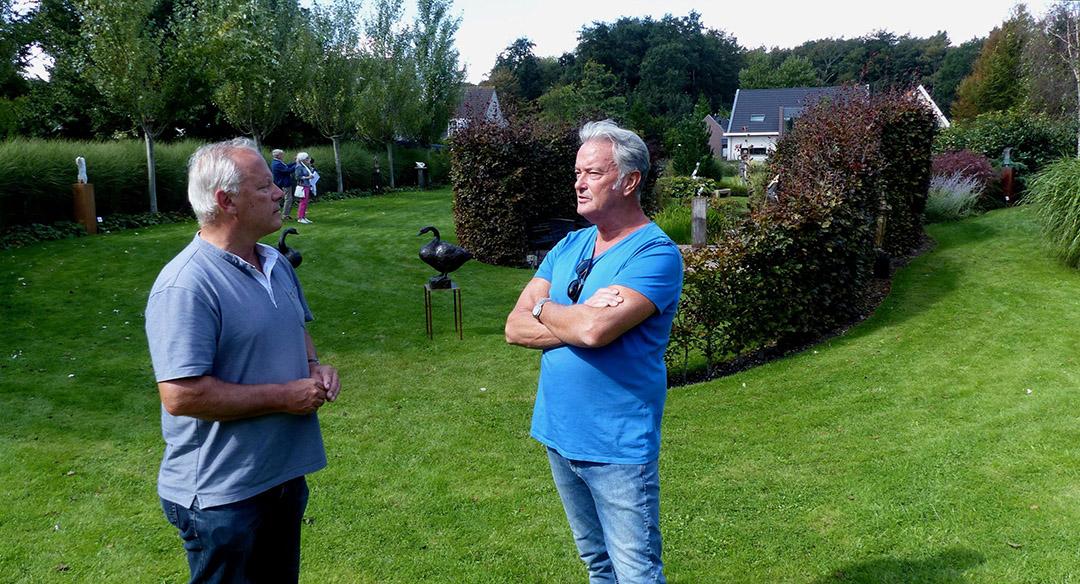 Foto Roel van Deursen Beeldentuin Fam. Penning Het Zwarte Gat - Oostvoorne 2020-09-05 -53-