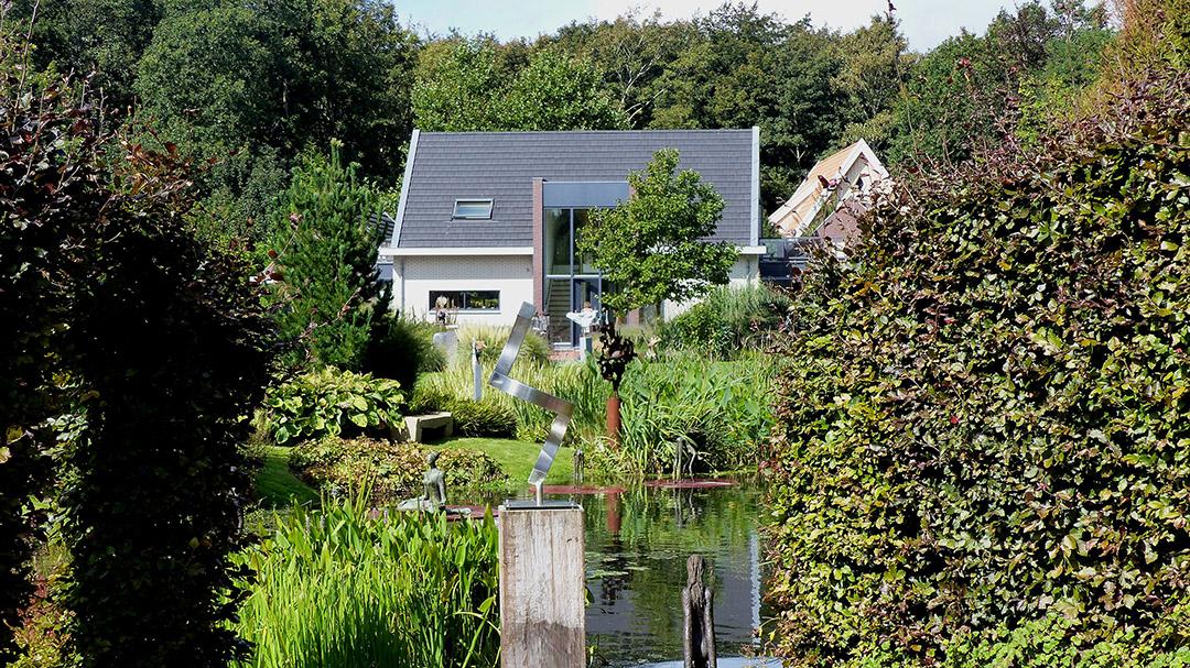 Foto Roel van Deursen Beeldentuin Fam. Penning Het Zwarte Gat - Oostvoorne 2020-09-05 -54-